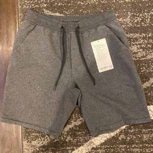 "Men's Lululemon City Sweat Short 9"" Large"